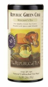 Republic Green Chai Tea Bags