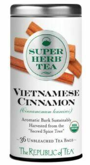 Vietnamese Cinnamon Tea Bags