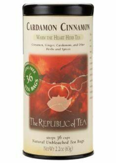Cardamon Cinnamon Herb Tea Bags