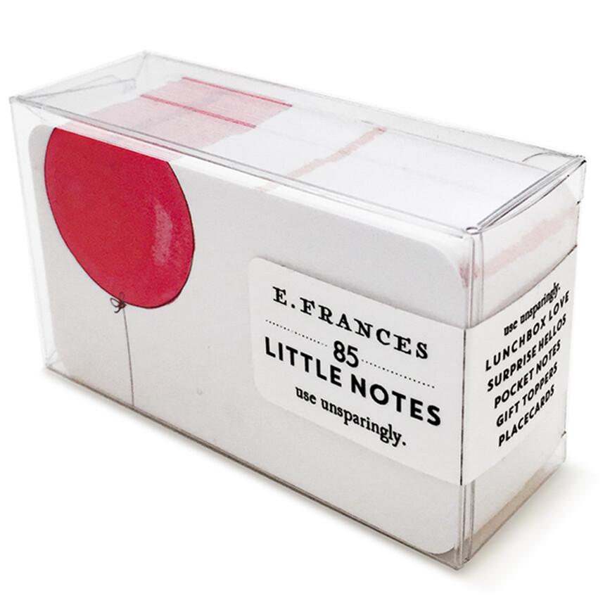 Balloon Little Notes