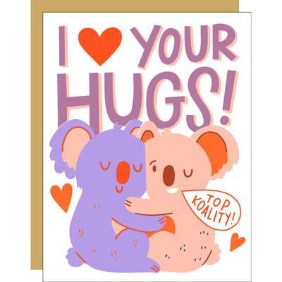 I <3 Your Hugs