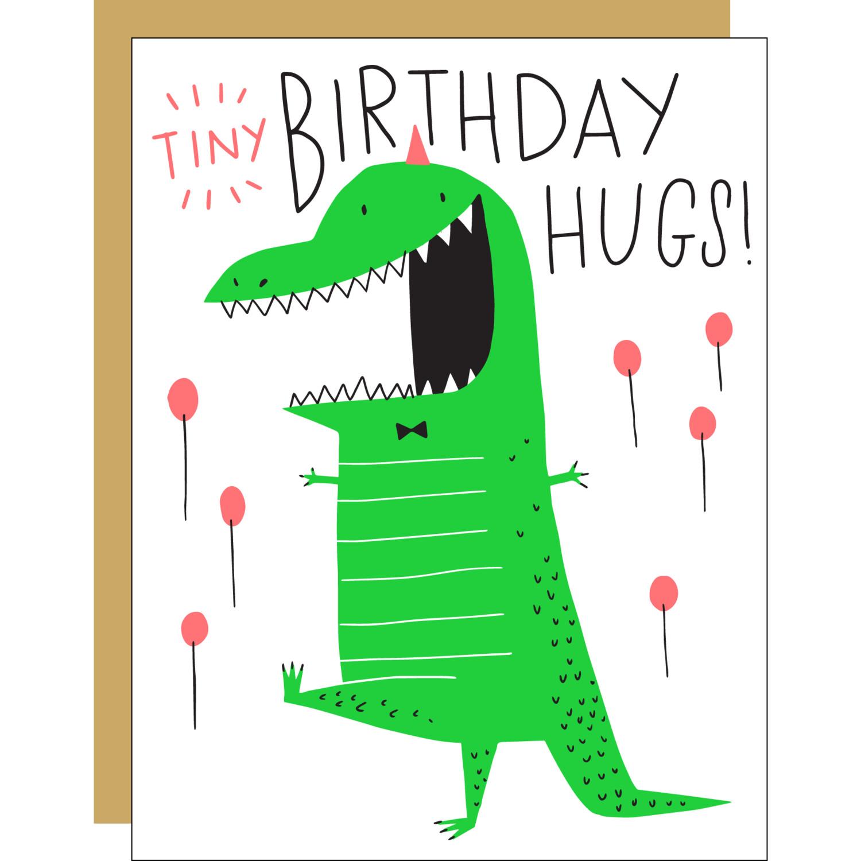 (Tiny) Birthday Hugs