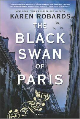 Black Swan of Paris by Karen Robards