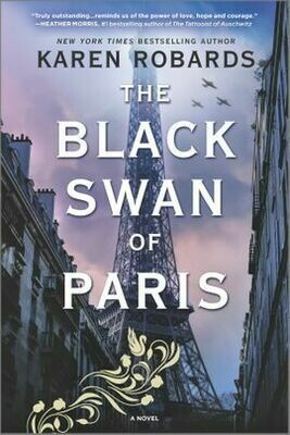 Black Swan of Paris by Karen Robards