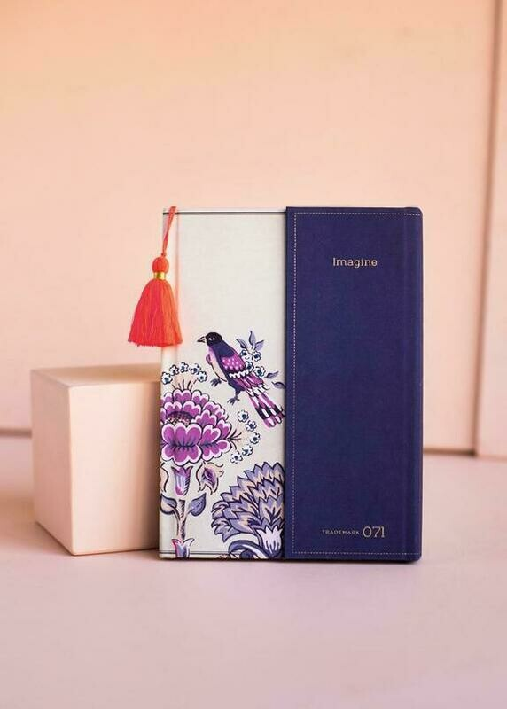 Imagine Journal w/ Tassel