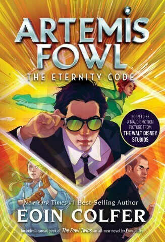 Artemis Fowl Book 3: The Eternity Code by Eoin Colfer