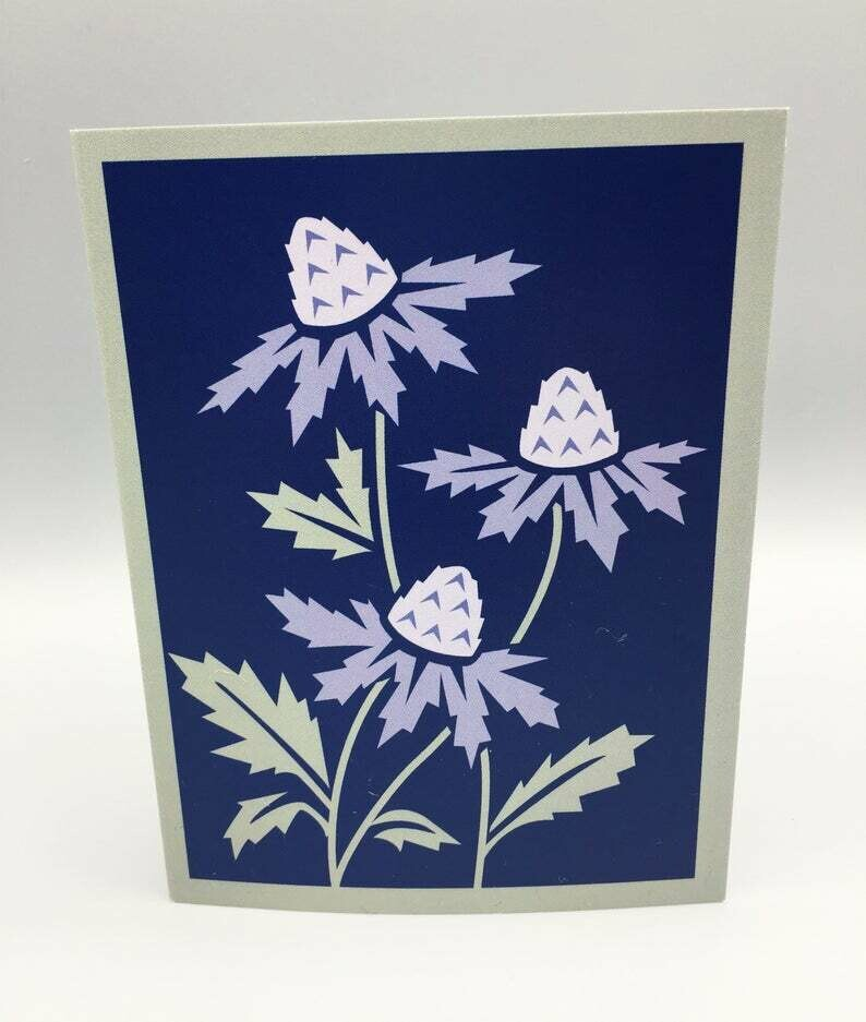 Assorted Wildflower Boxed Card Set