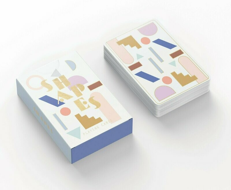 Shapes Playing Cards