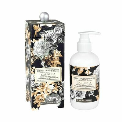 Gardenia Hand and Body Lotion