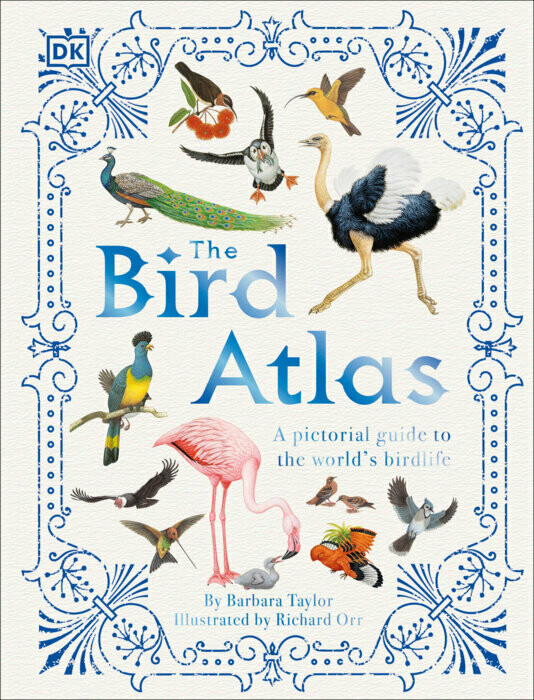 Bird Atlas by Barbara Taylor