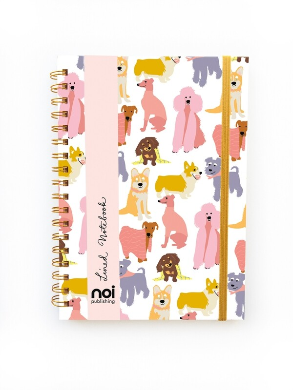 Loving Dogs Notebook