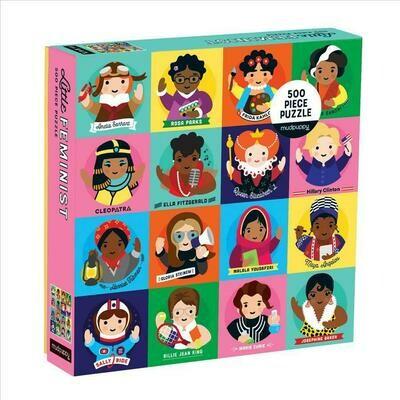 Little Feminist 500 Piece Puzzle
