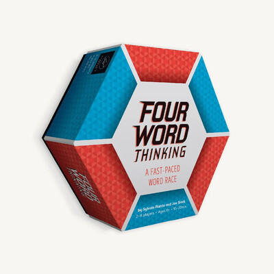 Four Word Thinking Game