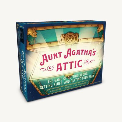 Aunt Agatha's Attic