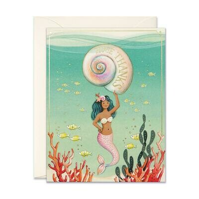 Huge Mermaid Thanks