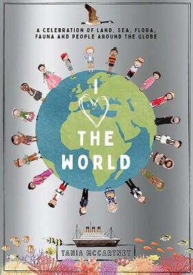 I Heart the World by Tania McCartney