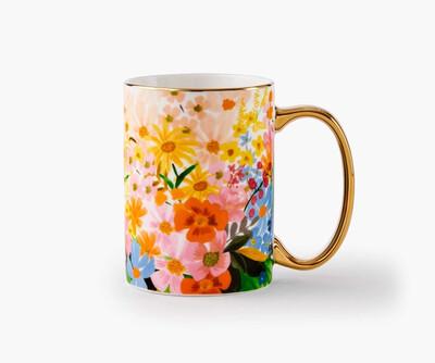 Marguerite Porcelain Mug