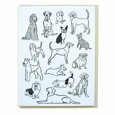 Dog Pile Card