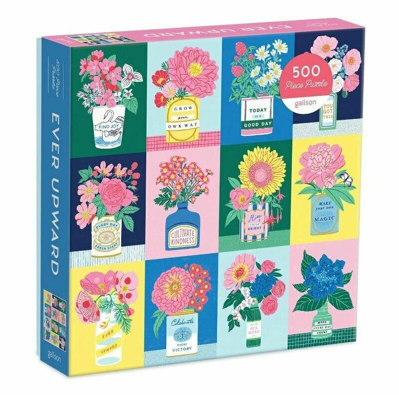 Ever Upward 500 Piece Puzzle