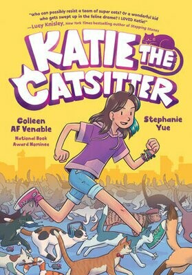 Katie the Catsitter by Venable & Yue