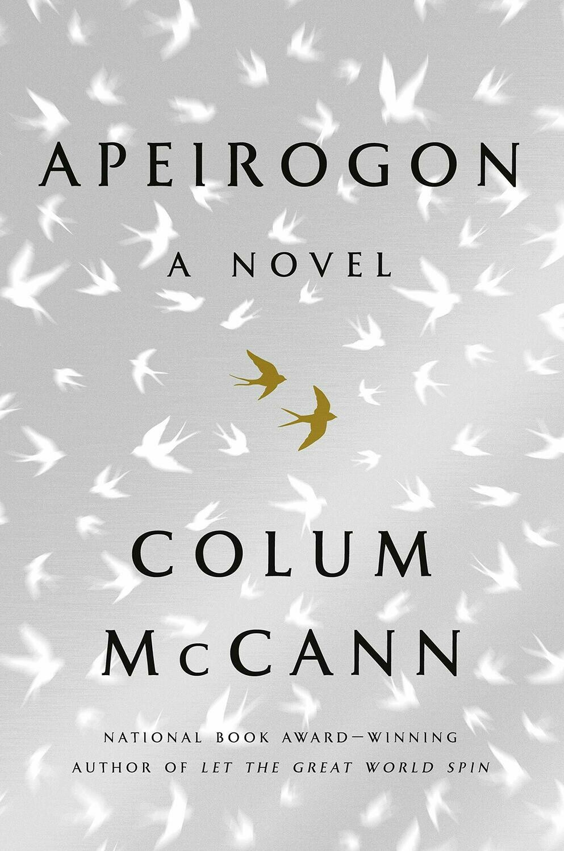 Apeirogon by Colum McCann