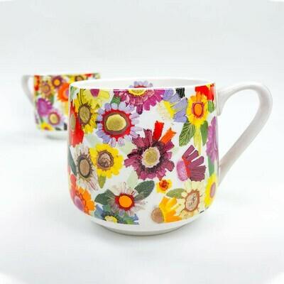 Blooms Mug
