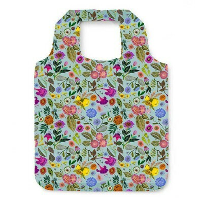 Wildflowers Reusable Shopping Bag