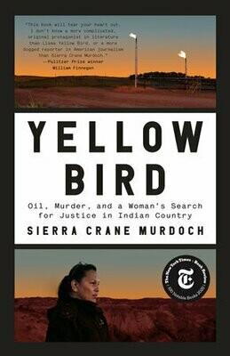 Yellow Bird by Sierra Crane Murdoch