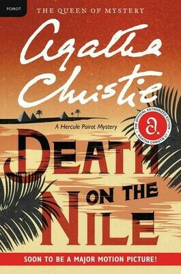 Death on the Nile by Agatha Christie