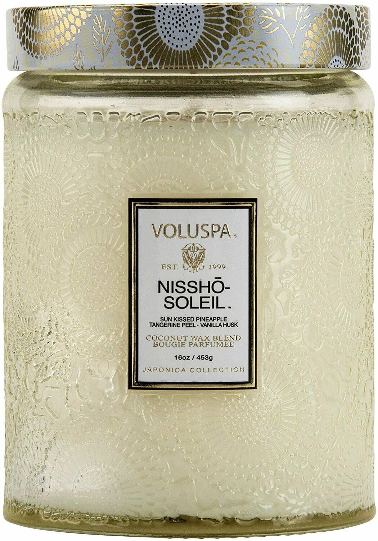 Nissho-Soleil 18oz Candle