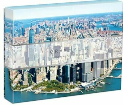 Gray Malin New York City Double-Sided 500 Piece Puzzle