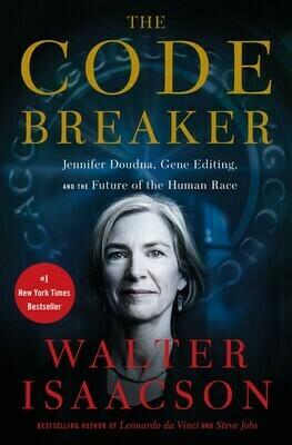 Code Breaker by Wwalter Isaacson