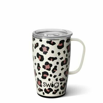 Luxy Leopard 18oz Insulated Mug