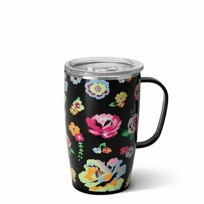 Fleur Noir 18oz Mug