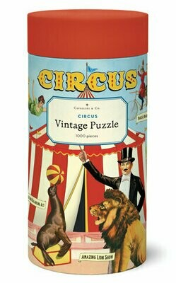 Circus 1000 Piece Puzzle