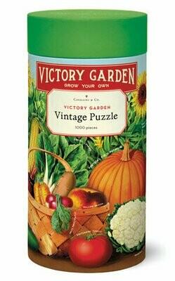 Victory Garden 1000 Piece Puzzle