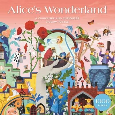 Alice's Wonderland 1000 Puzzle