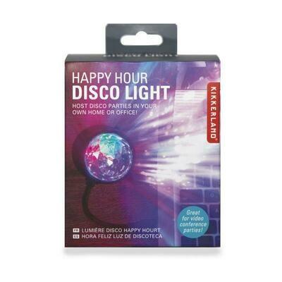 Happy Hour USB Disco Light