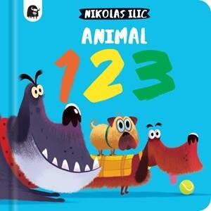 Animal 123 by Nikolas Ilic
