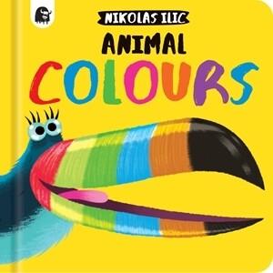 Animal Colors by Nikolas Ilic