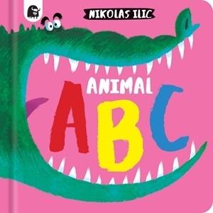 Animal ABC by Nikolas Ilic