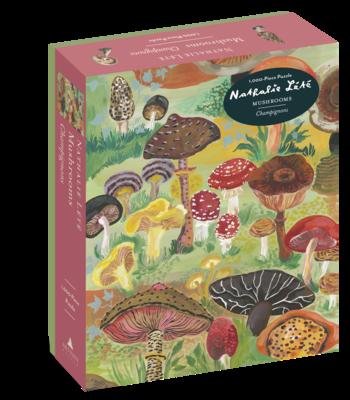 Nathalie Lete: Mushrooms 1000PC Puzzle