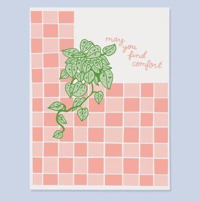 Find Comfort Card