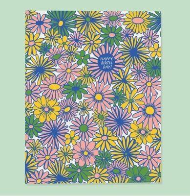 Daisy Bday Card