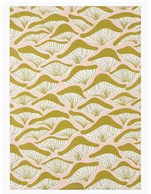 Forest Floor Kitchen Towel