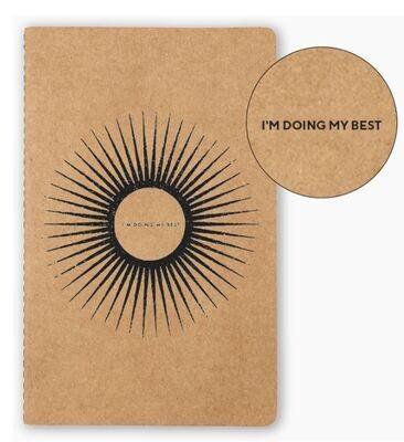 Best Kraft Layflat Notebook