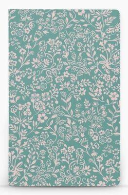 Green Meadow Bunnies Notebook