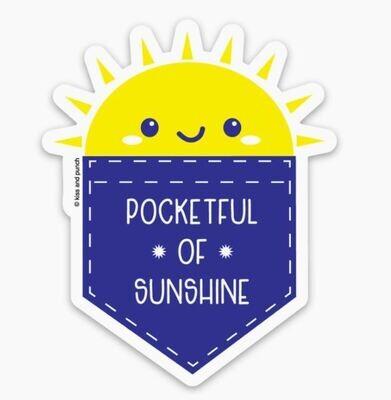Pocketful of Sunshine Sticker
