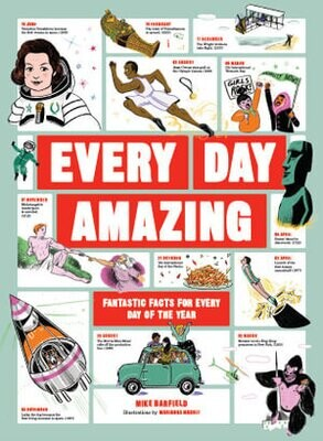 Every Day Amazing by Mike Barfield