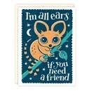 I'm All Ears Card